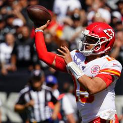 nfl, patrick mahomes, kansas city chiefs, oakland raiders, wire