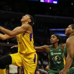 WNBA charter flights for playoffs