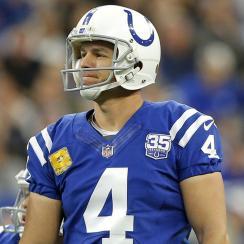Adam Vinatieri Colts news