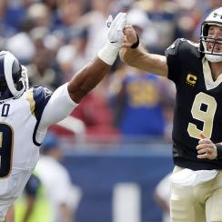 Drew Brees to have surgery on throwing thumb