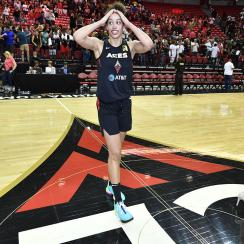 Chicago Sky v Las Vegas Aces - Game One
