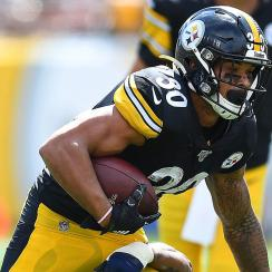 James Conner's knee injury is not believed to be serious