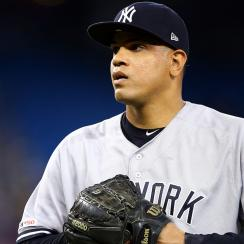Dellin Betances suffers partially torn Achilles