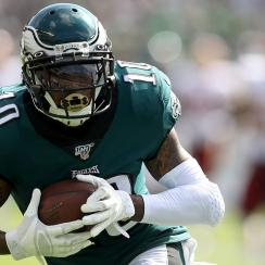 DeSean Jackson out two weeks Eagles