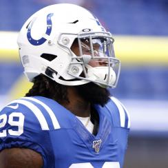 Colts' Malik Hooker out 4-6 weeks with torn meniscus