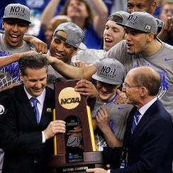 Kentucky basketball national champions 2012 John Calipari