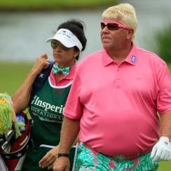 John Daly finished T17 in his PGA Tour Champions debut at the Insperity Invitational in May.