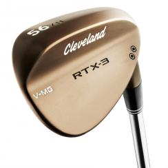 The new Cleveland RTX-3 wedge.