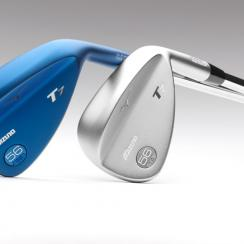 The new Mizuno T7 wedges.