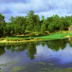 Tobacco road Golf Club located in Sanford, North Carolina.