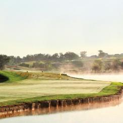 Rhodes, Iowa, may have a population of just around 300, but it has the best public golf course in the state.