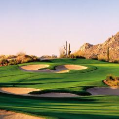 Troon North's Pinnacle Course is the highest-ranked public venue in Arizona.