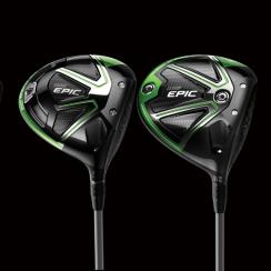 Callaway GBB Epic Drivers and Fairway Woods