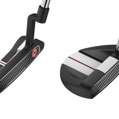 Left: Odyssey O-Works #1 putter; Right: Odyssey O-Works R-Line putter.
