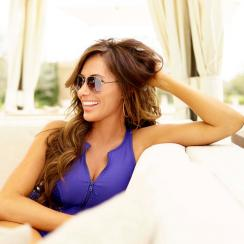 Holly Sonders, Most Beautiful Women Golf