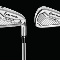 TaylorMade's new P770 iron, TaylorMade's new P750 Tour Proto iron