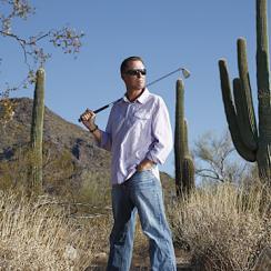 DESERT FOX: The cool-headed, uber-prepared Mackay has been a big asset to his boss.