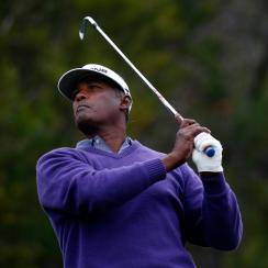 Vijay Singh was inducted into the World Golf Hall of Fame in 2006.
