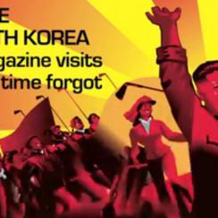 Golf Magazine at the North Korean Golf Amateur Open