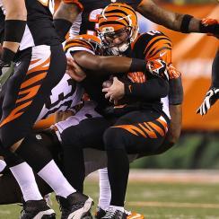 Andy Dalton regressing in every facet for Cincinnati Bengals
