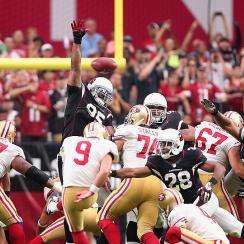 NFL Week 4: Arizona Cardinals D making life miserable for opposing kickers