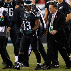 NFL Week 6 injuries: Darren Sproles hurts knee, Giants lose Victor Cruz for season