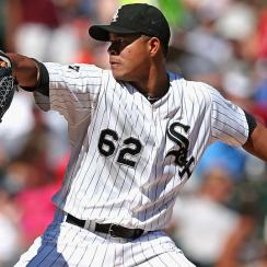 In his last seven starts, Jose Quintana has a 1.70 ERA, 0.92 WHIP and 49 strikeouts in 47 2/3 innings. Moreover, he's keeping the ball in the park.