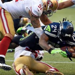 Seattle Seahawks keep power on, sweep San Francisco 49ers