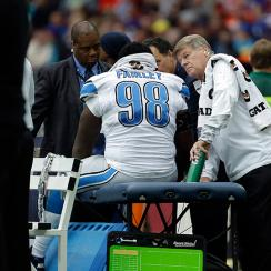 NFL Week 8 injury watch: Nick Fairley sidelined for Detroit Lions