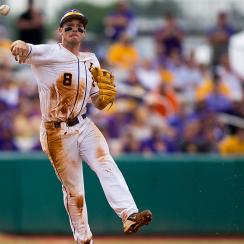 LSU's Alex Bregman was one of three touted prospects the Astros selected on the first day of the 2015 MLB draft.
