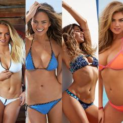 SI Swimsuit models up for AskMen's Top 99 Outstanding Women 2015