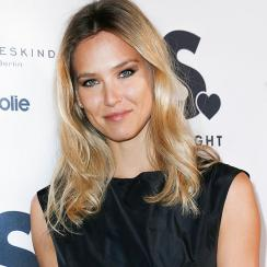 Bar Refaeli at the STYLIGHT Fashion Influencer Awards at Berlin Fashion Week