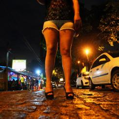Prostitution is as much a part of Brazil's tourism industry as a jaunt into the rainforest – just one more stop on World Cup itineraries for soccer fans from across the globe.
