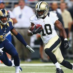 NFC South preview: Panthers' Kelvin Bejamin, Saints' Brandin Cooks possible Rookie of the Year candidates for division contenders