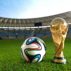 Adidas has brought new technology to the spotlight with their World Cup special edition, Brazuca. For the first-time ever, the world's most popular game ball will have only six panels.