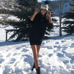 Chanel Iman's Photo Diary Tour of the Sundance Film Festival