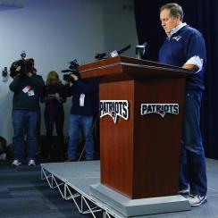 Deflategate: Bill Belichick's denial shifts focus to Tom Brady