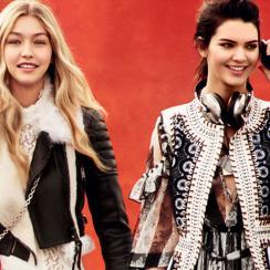 Gigi Hadid for Vogue, April 2015