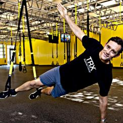 Randy Hetrick, the inventor of the TRX, talks about how he came up with the revolutionary training device while working as a Navy SEAL in the mid '90s.