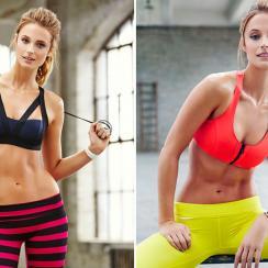 Kate Bock for Fitness Magazine