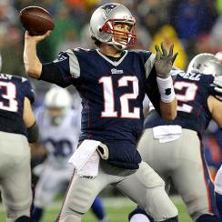 New England Patriots ride offensive variety to Super Bowl XLIX