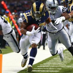 NFL Power Rankings Week 14: Green Bay Packers take over at No. 1, St. Louis Rams climb into top half