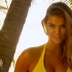 Nina Agdal to host 'Beach Week' on The Travel Channel