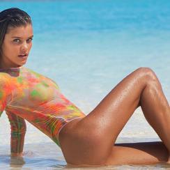 Nina Agdal, SI Swimsuit 2014