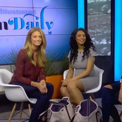 2015 NYC SI Swimsuit Launch Week gift bags