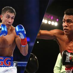 Can Gennady Golovkin take the No. 1 spot from Ramon Gonzalez?