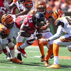 NFL Power Rankings Week 3: Cincinnati Bengals lead after shutting down Atlanta Falcons