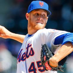 Zack Wheeler, who underwent Tommy John surgery before the season, is the latest young Mets pitcher to go under the knife due to an elbow injury.