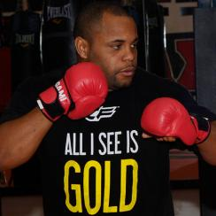 Daniel Cormier steps into the octagon for the first time on Saturday, a big moment for the heavyweight.