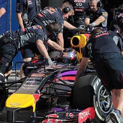 New rules will make Sebastian Vettel's bid for a fifth straight F1 championship a steeper challenge.